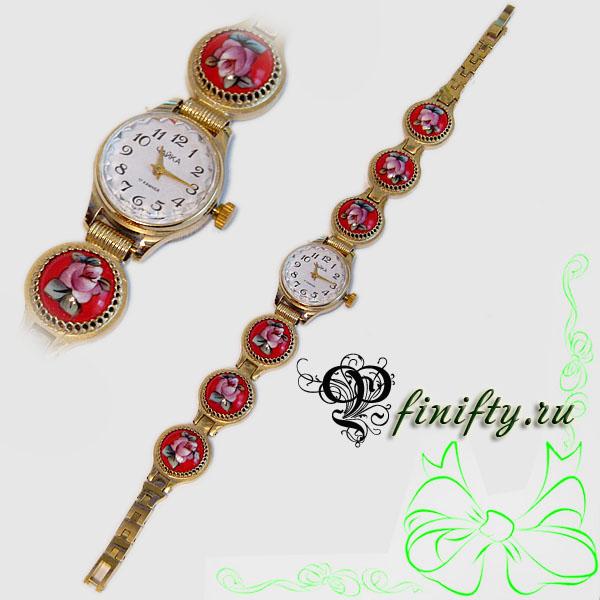 Часы ростовская финифть купить ника часы скелетоны мужские